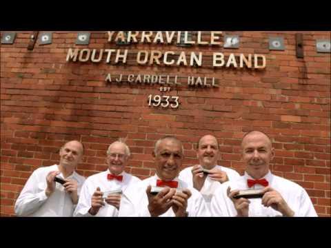 Yarraville MouthOrgan Band - Melbourn, Australia