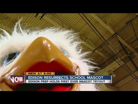 Edison Resurrects School Mascot