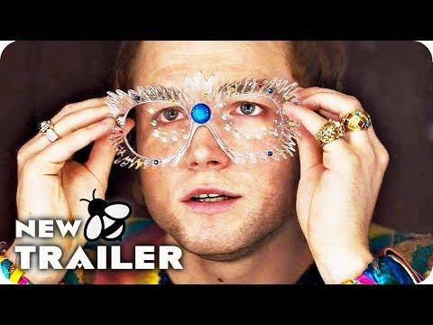 ROCKETMAN Trailer 2 (2019) Elton John Movie