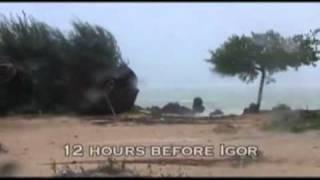 Storm Hunters  Hurricane Igor lashes Bermuda