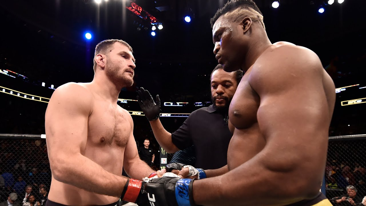 UFC 260 Fight Timeline: Miocic vs Ngannou 2