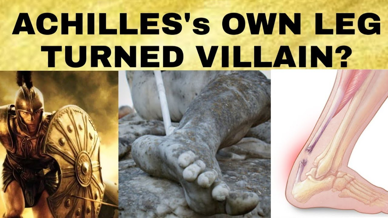 The Story behind Achilles Heel and Trojan War Hero Achilles | Troy | Hector | Factskedavra