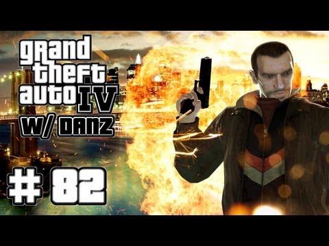 GTA IV w/ Danz Pt82 DR. NIKO