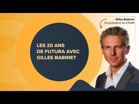 Les 20 ans de Futura avec Gilles Babinet | Futura