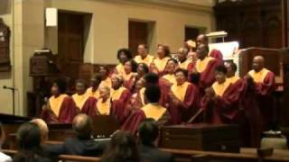 Singing Hallelujah All Day - Messiah Baptist Church, Jonathan Berryman