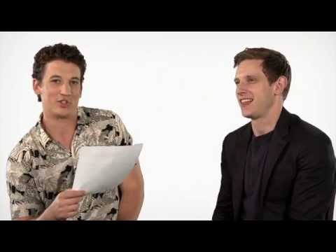 Max 60 Seconds with tastic Four's Jamie Bell Cinemax