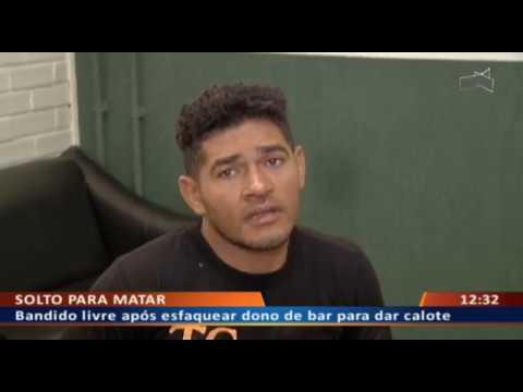 DF ALERTA -  Juiz livra cliente que tentou matar para dar calote em bar