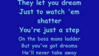 9 to 5 dolly parton with lyrics