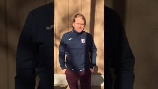 A-poikien kauden 2017-2018 päävalmentajan haastattelu
