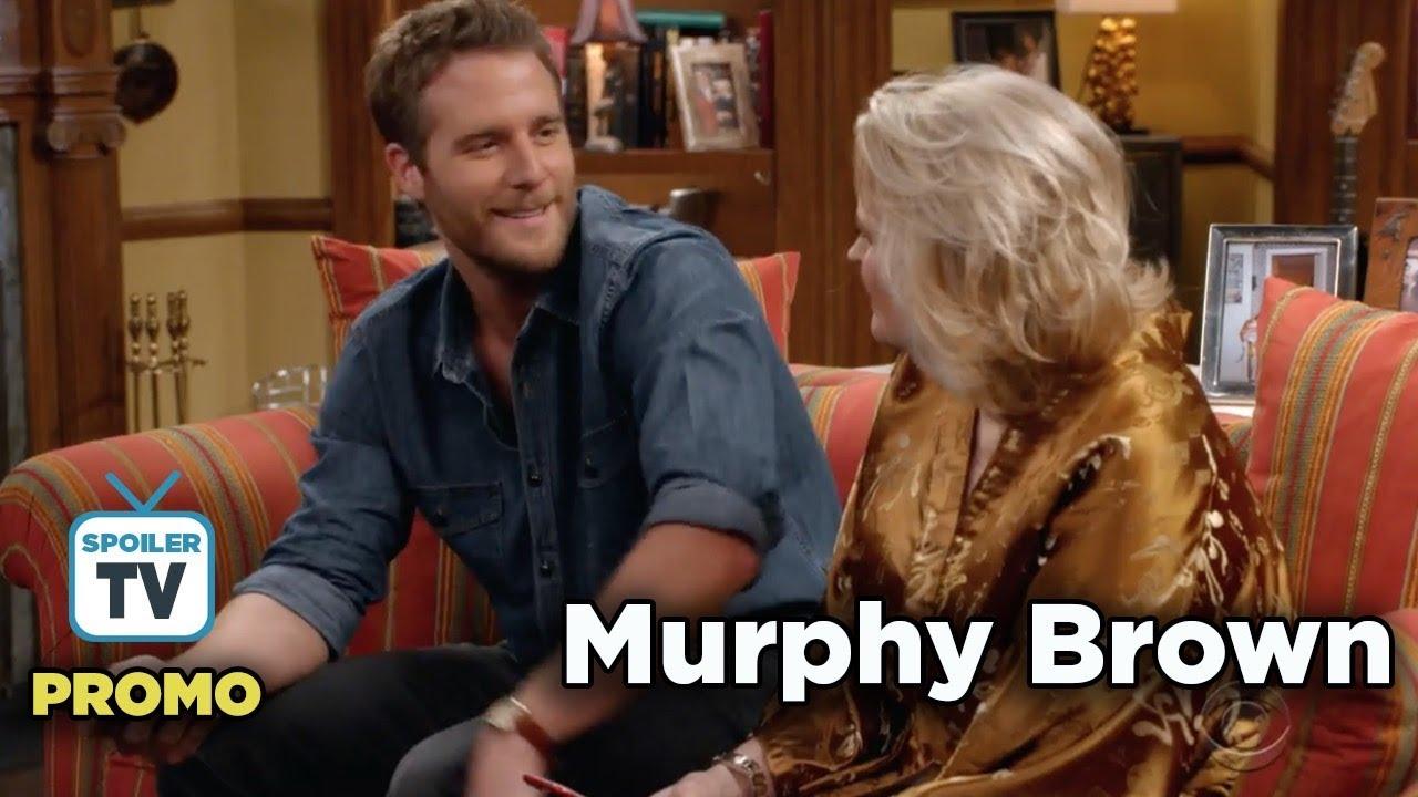 "Download Murphy Brown 11x02 Promo ""I (Don't) Heart Huckabee"""