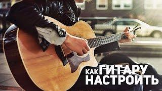 Как НАСТРОИТЬ гитару(Как настроить гитару - это второй видеоурок из серии Как играть на гитаре, в котором я расскажу о том, как..., 2014-08-15T02:46:47.000Z)