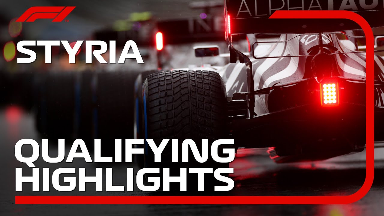 2020 Styrian Grand Prix: Qualifying Highlights
