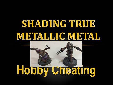 Hobby Cheating 179 - Shading True Metallic Metals Revisited indir
