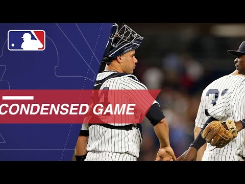Condensed Game: TB@NYY - 6/15/18