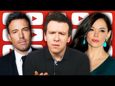 Thumbnail: WOW! Huge Accusations Against Ben Affleck in Harvey Weinstein Abuse Scandal Revealed and More…
