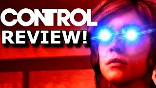 Control Review! Better Than Alan Wake?! (Ps4/Xbox One)