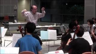 オーケストラ・ニッポニカ 第29回演奏会 リハーサル