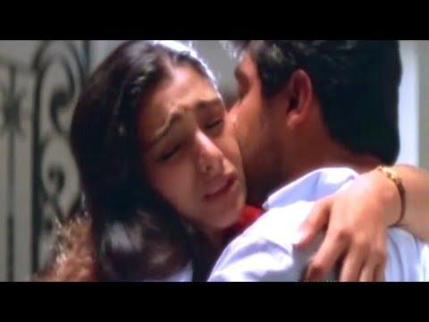 Priyuralu Pilichindi Movie || Ajith & Tabu Climax Love Scene || Ajith,Tabu