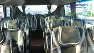 [HD] บริการ รถบัสเช่า ภัสสรชัยทัวร์ - All New Patsornchai