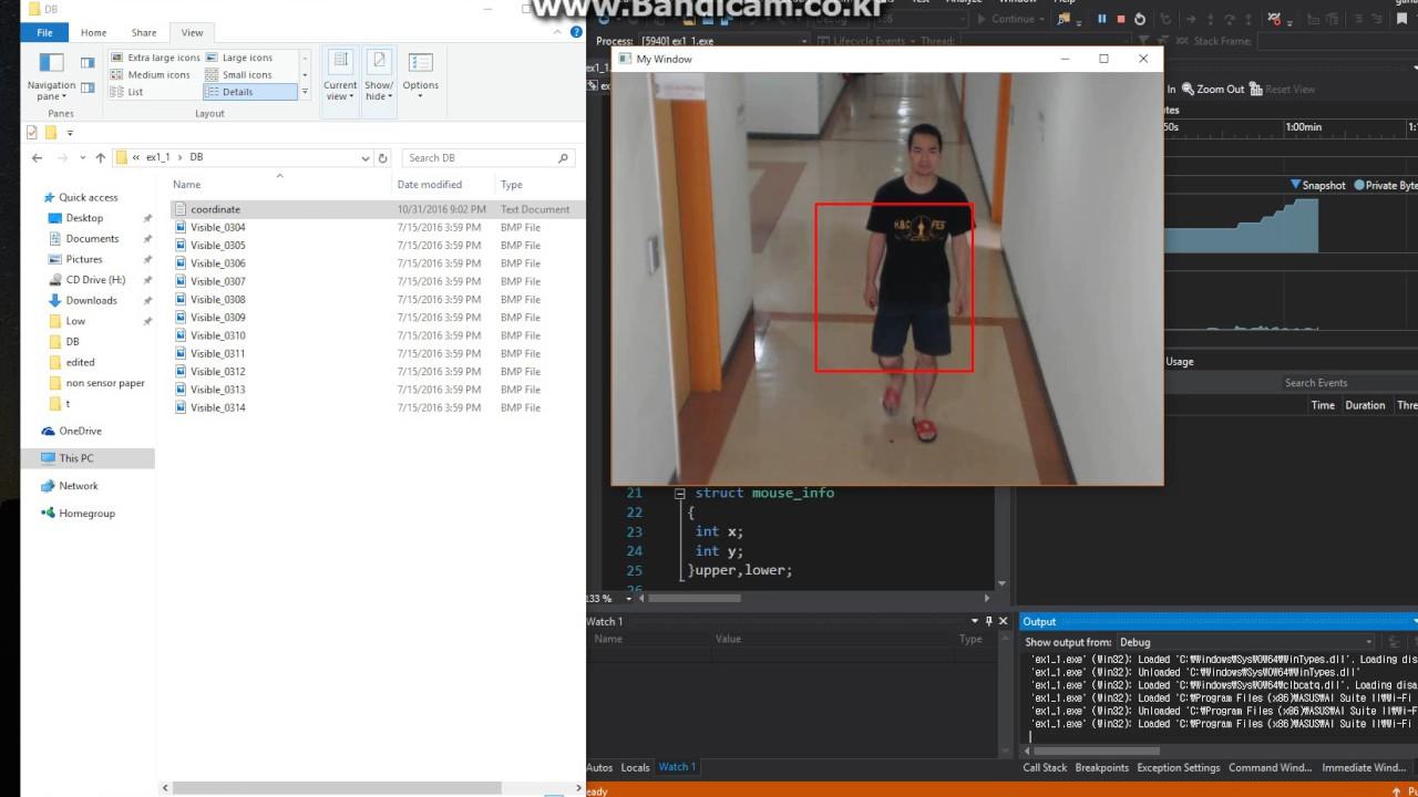 Get coordinate of ROI image C++, OpenCV