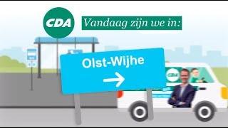 Vandaag is de Altijd in de Buurt bus in Olst-Wijhe