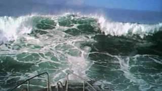 Coast Guard Station Bodega Bay MLB 47257 trains in the surf