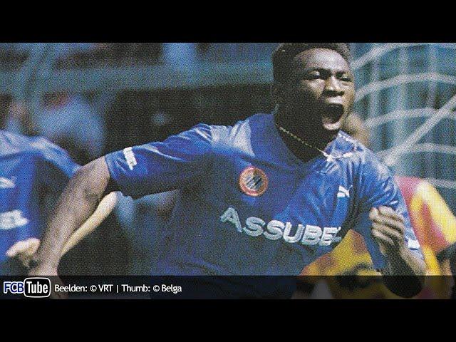 1991-1992 - Jupiler Pro League - 33. Club Brugge - KV Mechelen 3-2