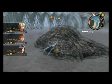 Xenoblade Chronicles - Satorl Marsh Route for NG+ Speedruns [50hz]