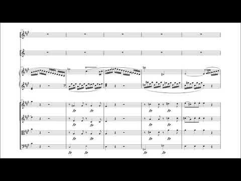 Wolfgang Amadeus Mozart - Piano Concerto No. 12 In A Major, K. 414/385p