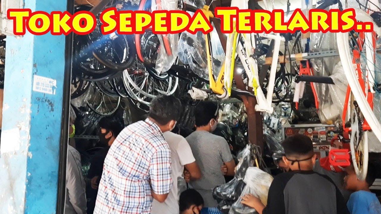 Rejeki di tengah Pandemi   Toko Sepeda Bude Bike