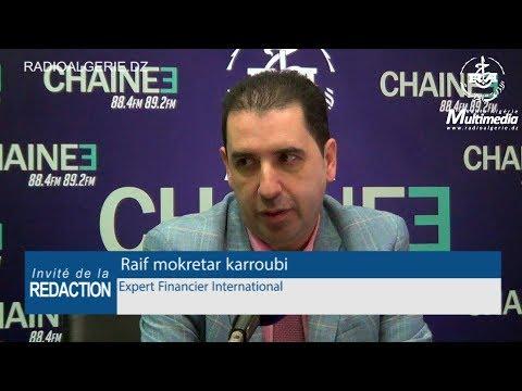 Raif mokretar karroubi Expert Financier International