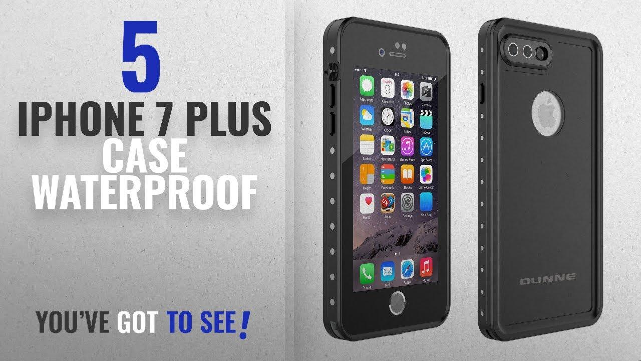 newest 2a3a2 f7ef5 Top 5 IPhone 7 Plus Case Waterproof [2018 Best Sellers]: OUNNE iPhone 7  Plus/8 Plus Waterproof Case,