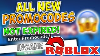 *OCTOBER* NEW FREE ITEMS!! - ROBLOX PROMO CODES 2019!! NEW ROBLOX PROMO CODE
