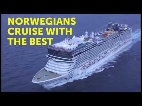 Norwegian Epic    Best Overall Cruise Ship by Travel Weekly 1080p 24fps H264 128kbit AAC