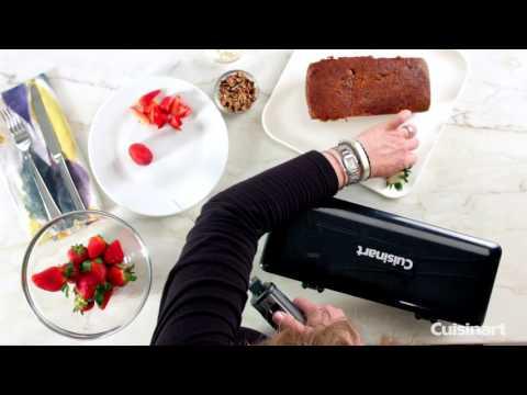 Cordless Electric Knife Set Demo (CEK-50)