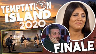 UN COLPO DI SCENA INCREDIBILE ! - TEMPTATION ISLAND 2020 : PUNTATA FINALE *Reaction*