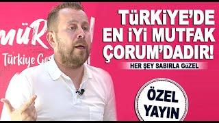 Nerede ne yenir? En iyi, en lezzetli şehirlerimiz hangileri? Türkiye Gastronomi Atlası Ömür Akkor