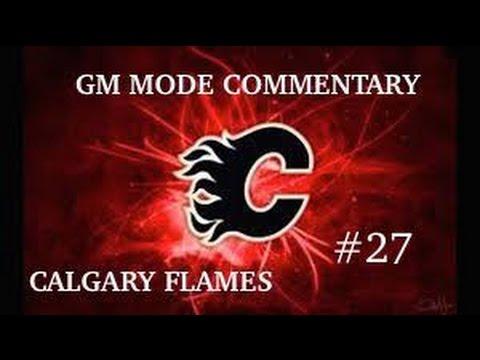 "NHL 15 GM Mode | Calgary Flames ep. 27 ""HUGE TRADE"""