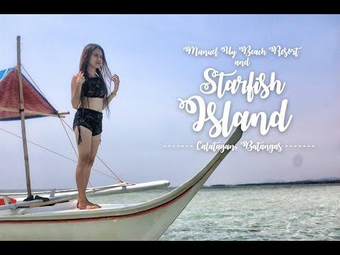 Manuel Uy Beach Resort   Starfish Island (Calatagan, Batangas)