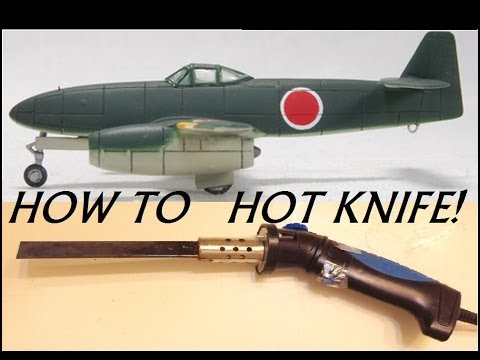 How To Use a Hot-Knife for cutting foam!