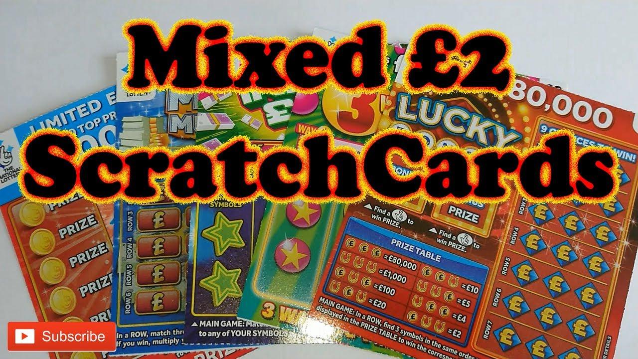 Uk Scratch Cards