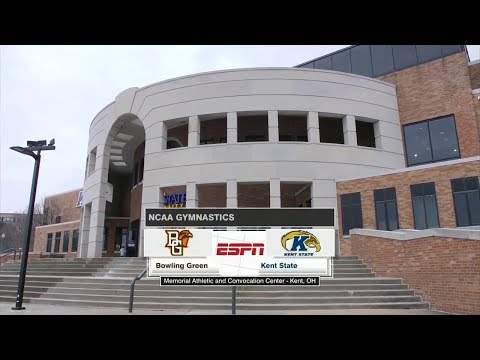 2018-03-09 - NCAA Women\'s Gymnastics - Bowling Green at Kent State