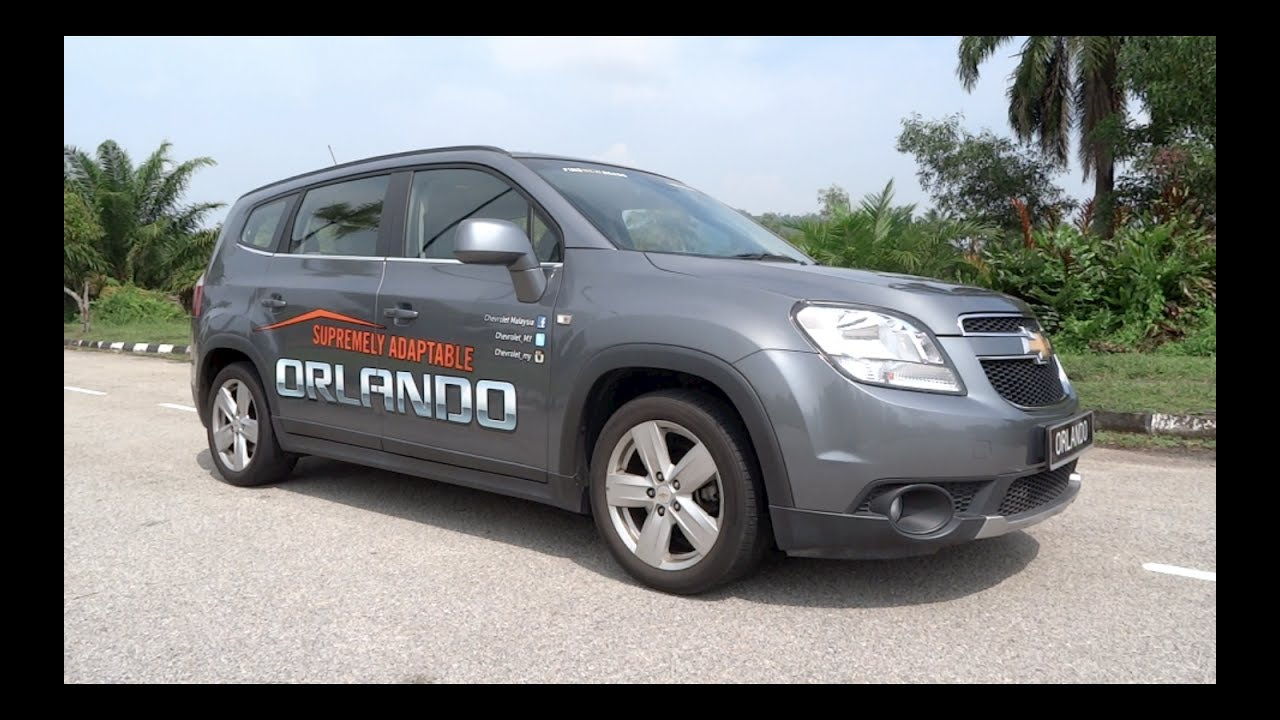 2013 chevrolet orlando 1 8 lt start up and full vehicle tour youtube. Black Bedroom Furniture Sets. Home Design Ideas