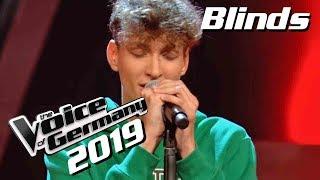 Alexander Knappe - Nur Bei Dir Bin Ich Sicher (Bastian Stein) | The Voice of Germany 2019 | Blinds