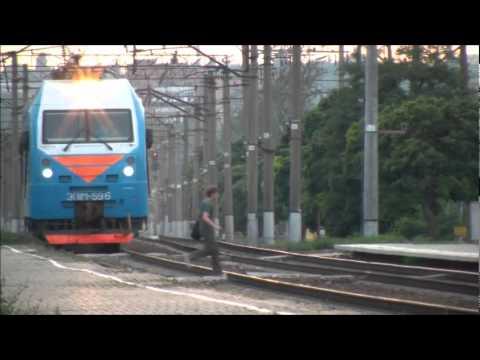 Человеческие маневры на железной дороге