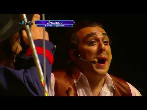 Zingaros – Primer Premio – Parodistas