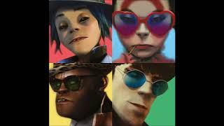 Gorillaz - Charger (Alternative Version) [Ft. Pauline Black]
