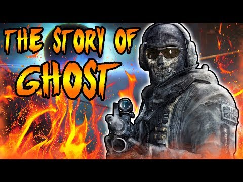 """The Story of SIMON """"GHOST"""" RILEY! Why GHOST Ended Up Being KILLED (Call of Duty MW2 Storyline)"""