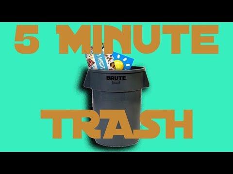 5 Minute TRASH (TikTok Memes)
