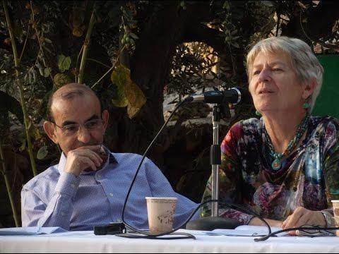 Shifting Sands -- Penny Johnson and Raja Shehadeh